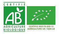 Logo certification agriculture biologique AB