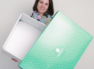 Rencontre avec Maud Breton créatrice de Marmott', la baby box made in France !