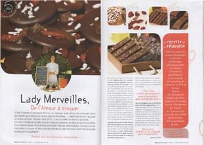 Article presse Lady Merveilles