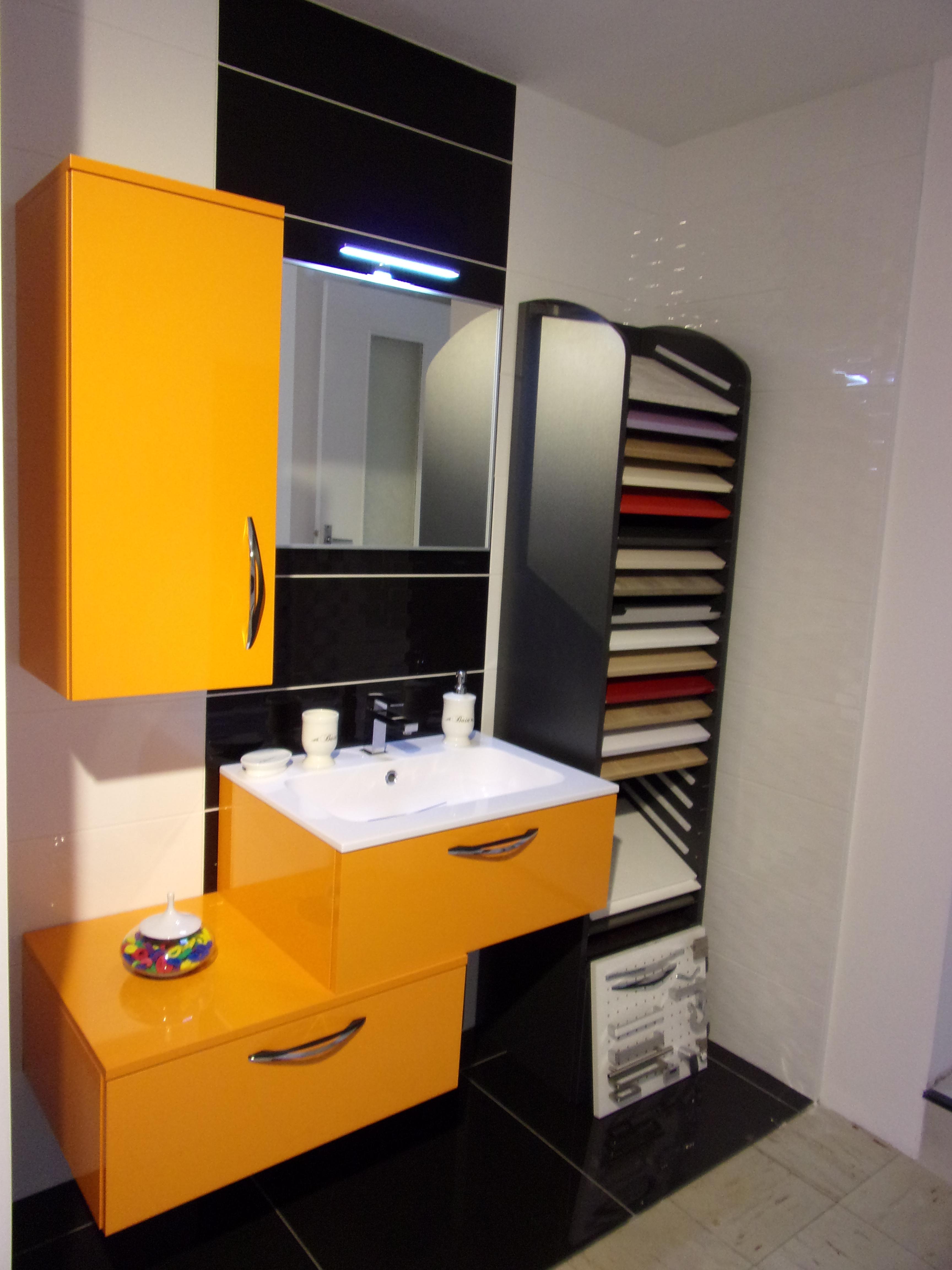 St Jean de Brevelay - salle de bain