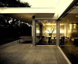Mckinnon Homes outdoor patio area
