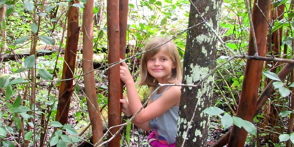 Spring Break Nature Camp, Monday March 19