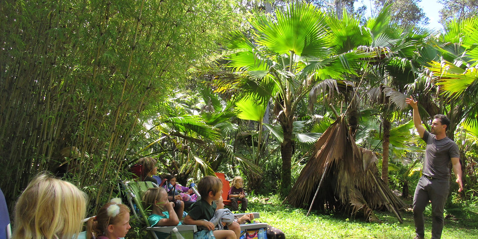 Try Out our Nature Camp for a Day! (Ages 6 to 12)