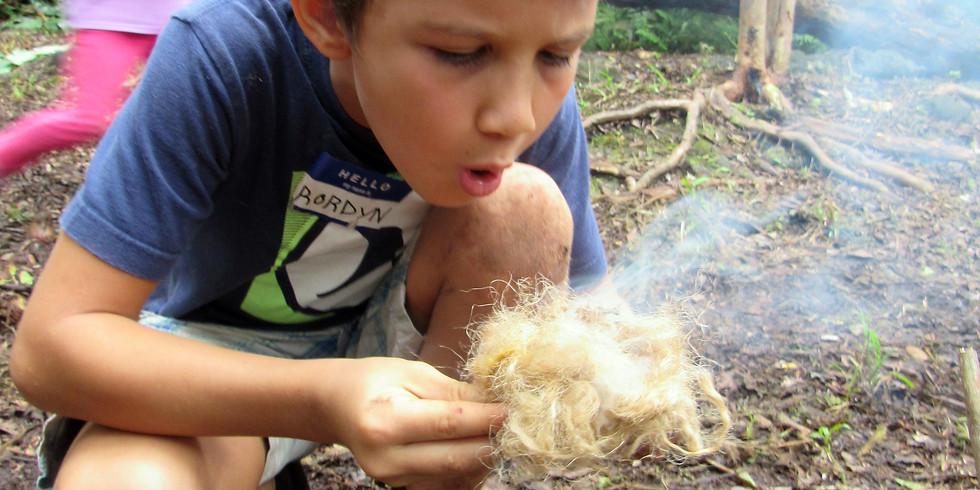 Friction Fire Workshop (Children)