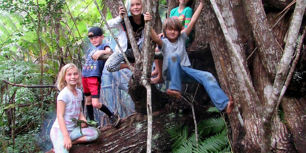Spring Break Nature Camp, Thursday March 22