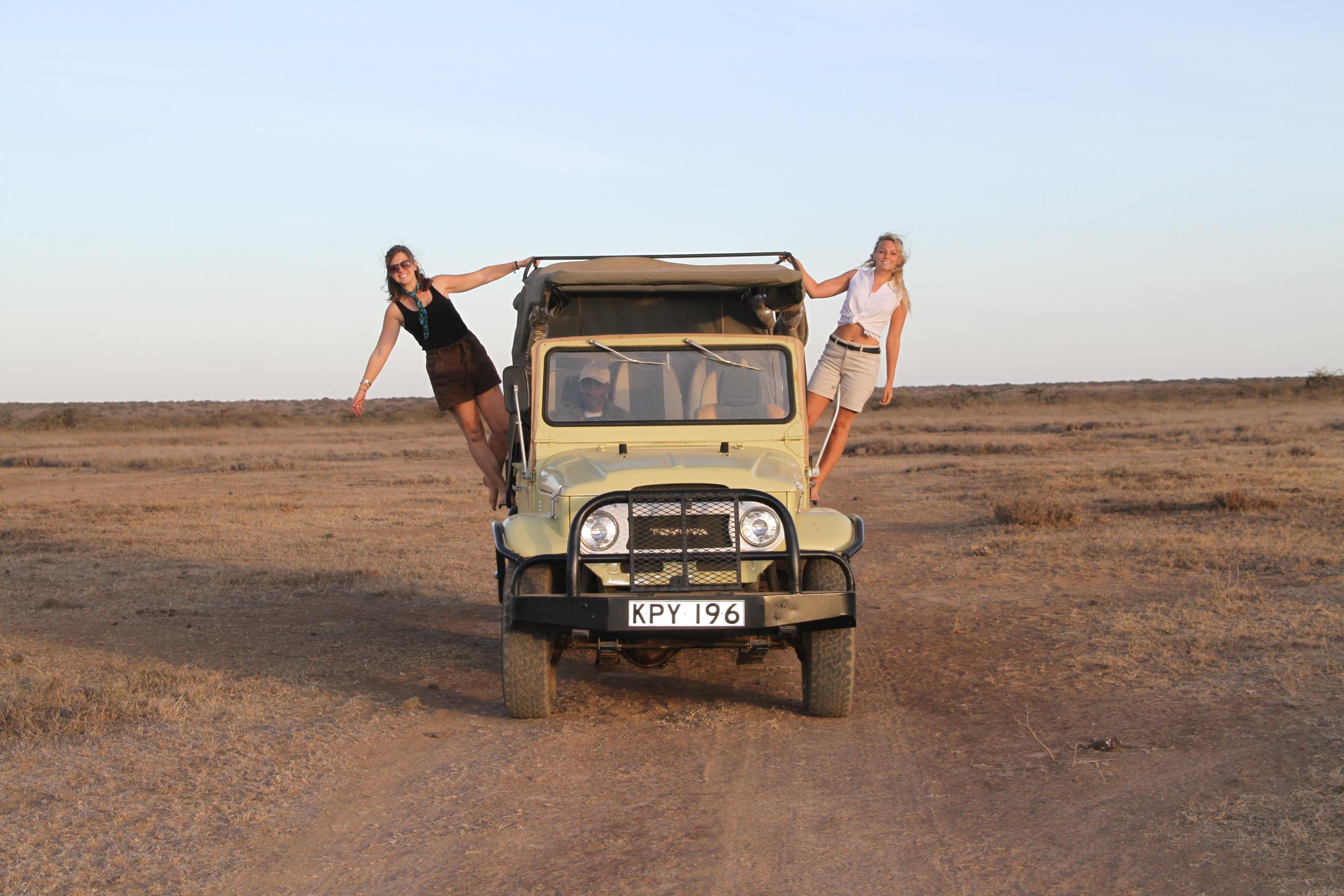 Read: Kifahari on Safari