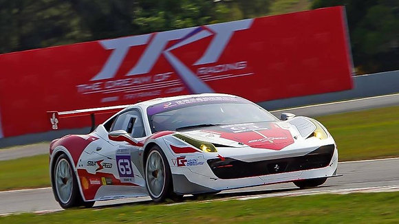 Ferrari 458 Challenge Arrive & Drive (Zhuhai)