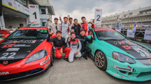 CEC Super Endurance the team finally did it overall Win and P2!