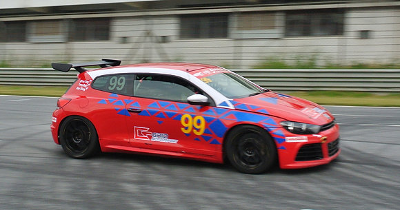 Scirocco R Cup Arrive & Drive (Guangdong)