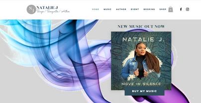 Natalie J Gospel Artist