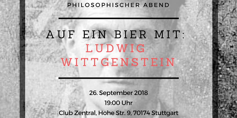 Auf ein Bier mit: Ludwig Wittgenstein