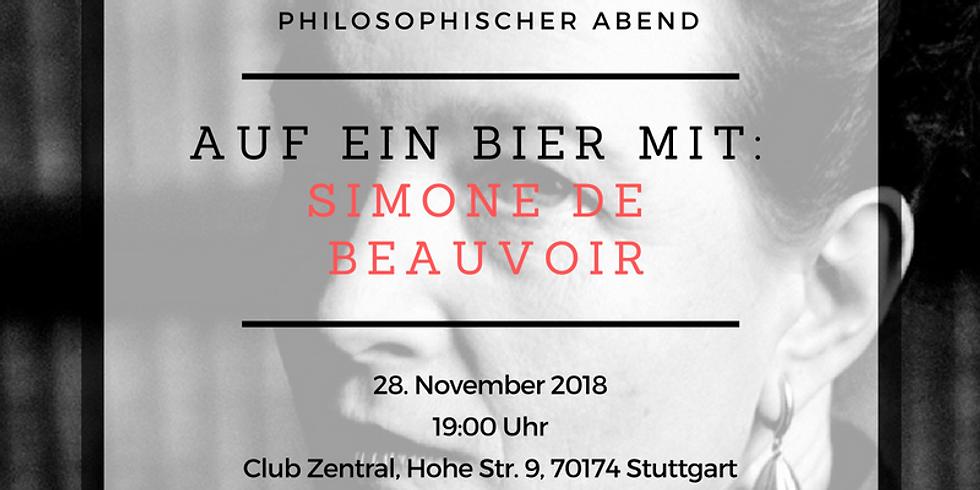 Auf ein Bier mit: Simone de Beauvoir