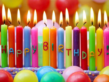 Happy March Birthdays...