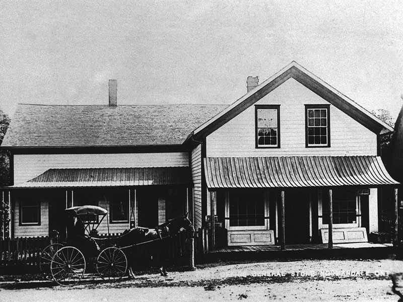 Normandale-General-Store-circa-1910