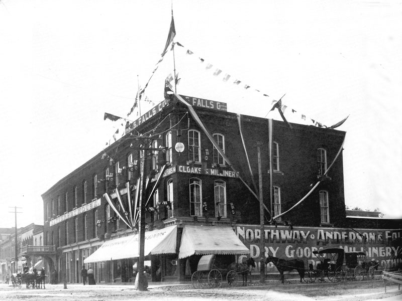 H.S. Falls Department Store, Simcoe,