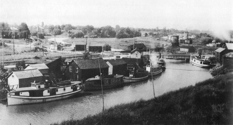 lynn River Port Dover early 1920's