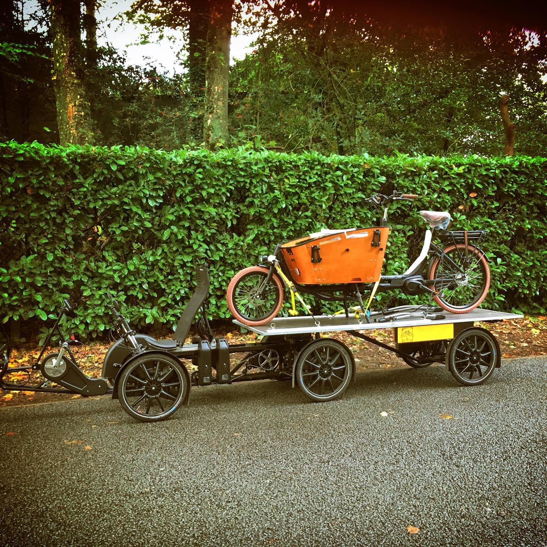 Vogue Carry 2 Cargobike