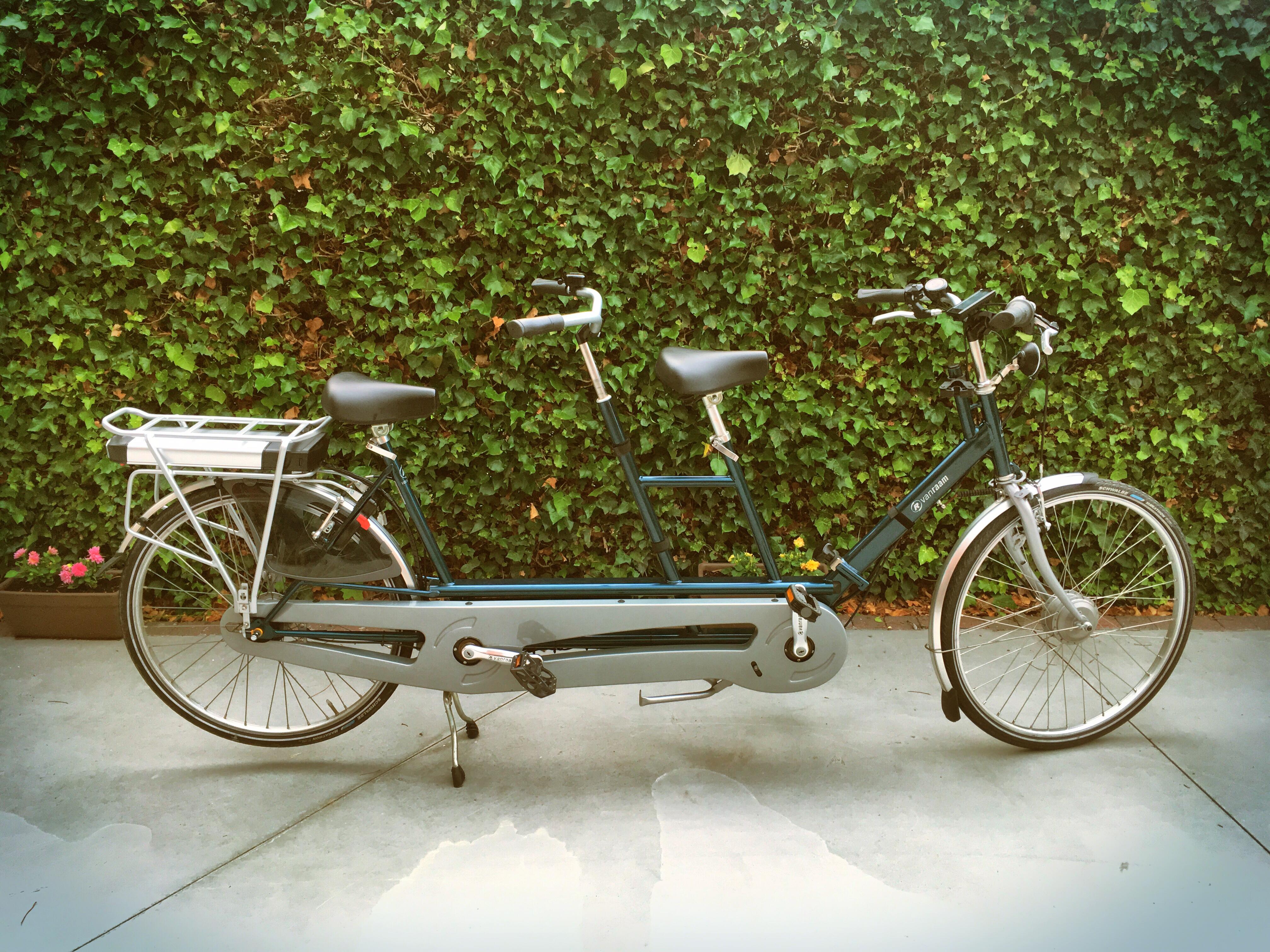 Ombouw naar E-bike