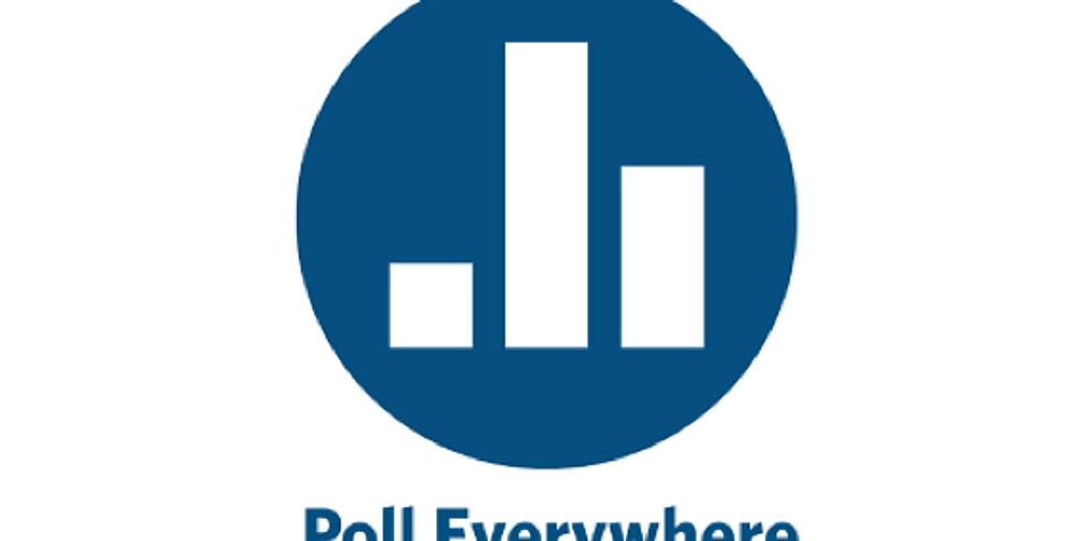 Polling plateform for Teachers