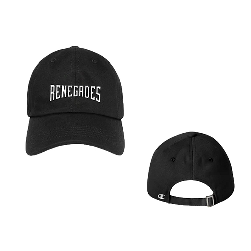 Renegades Script Dad Hat
