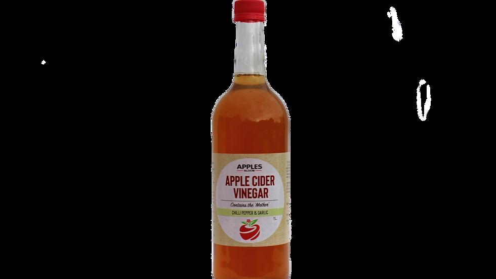 Chilli & Garlic Apple Cider Vinegar