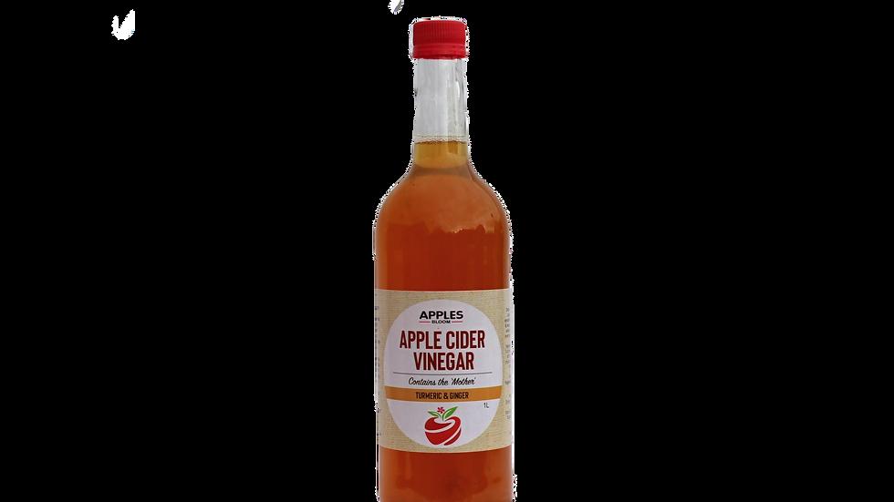 Turmeric & Ginger Apple Cider Vinegar