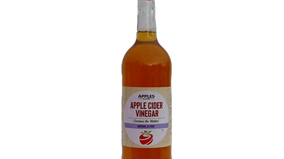 Natural & Pure Apple Cider Vinegar