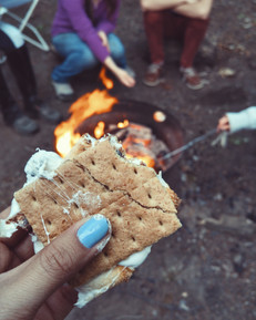 Everything You Need For Your Fall Campfire