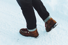 These Boots Were Made For Walking (In The Snow)