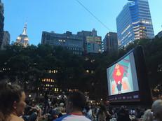 Summer Movie Nights In NYC