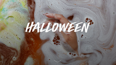 All the Products You Need For A Halloween Inspired Bubble Bath