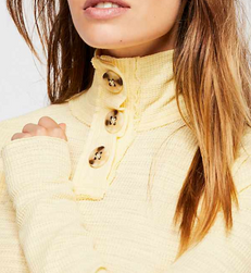 Cozy Buttoned Turtlenecks To Shop Now