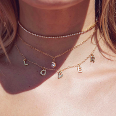Where To Buy Customized Name Necklaces