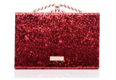 10 Holiday Clutches That Will Hold All Of Your Gingerbread and Peppermints