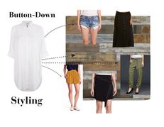 5 Fresh Ways To Style A Button-Down