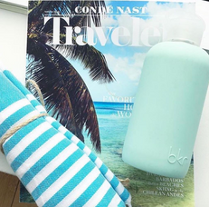 A bkr Water Bottle Will Be Your New Favorite Summer Accessory