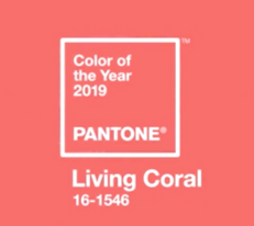 How To Incorporate Pantone's Color of The Year— Living Coral Into Your Wardrobe