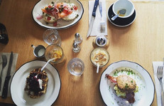 NYC Guide: Breakfasts & Cafés