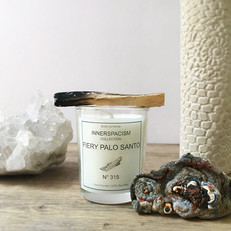 Our Fave New Find Of The Week: This Fiery Palo Santo Scented Candle
