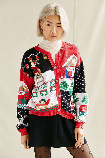 Urban Outfitters Ugly Christmas Sweater.15 Ugly Christmas Sweaters That Will Help You Win The Holidays