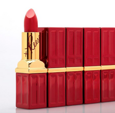 This Red Lipstick Works To Empower Women  & We're Here For It