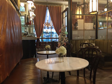 Create The Perfect Parisian Café Setup — From Home