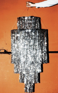 Crafts To Get Excited About: Tinsel Edition