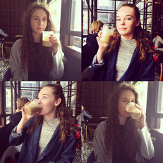 All The Coffee Shops The L & L Girls Went To While In Hong Kong