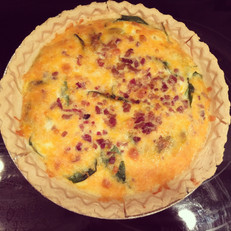Breakfast for Dinner With This Yummy Quiche Recipe