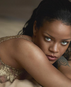 How To Get Rihanna's Perfectly Dewy 'Vouge' Cover Look