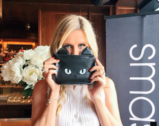 Nicky Hilton Helps You Master The Perfect Cat Eye With the #NickyxSmashbox Collab