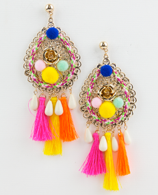 All The Statement Earrings We Are Loving Right Now
