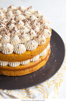 Is It Too Soon To Start Posting About Pumpkin Desserts?!