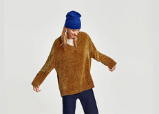 Cozy Up In Chenille This Fall